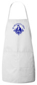 Our Lady of Guadalupe (Spanish) Apron (White)