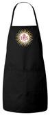 Jesuit IHS Apron (Black)
