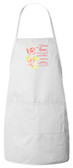 St. Therese of Lisieux Apron (White)