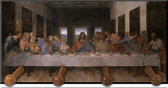 Last Supper by Da Vinci Keychain Holder