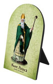 St. Patrick Arched Desk Plaque