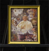 Saint John Paul II Collage Picture