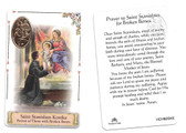Prayer to Saint Stanislaus Kostka For Those With Broken Bones