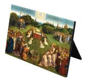Altar of the Lamb Horizontal Desk Plaque