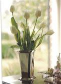 Tulip flower card