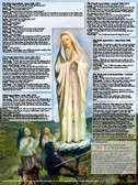 Our Lady of Fatima Explained Poster