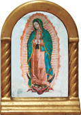 Our Lady of Guadalupe Desk Shrine