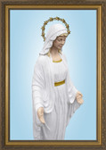 Our Lady of Good Help - Gold Framed Art