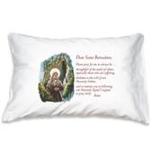 Saint Bernadette Prayer Pillowcase