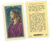 A Physician's Prayer Laminated Card