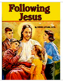 Following Jesus Children's Book