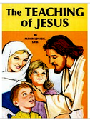 The Teaching of Jesus Children's Book