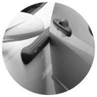 DoorShox - Magnetic Car Door Protection, Car Door Protectors
