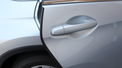 Door Edge Guards Glossy Black