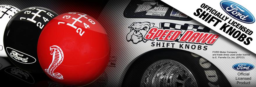Speed Dawg Shift Knobs | Shifter | Racing | Hot Rod | Custom