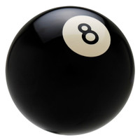 8 Ball Shift Knob