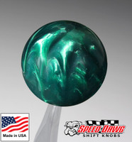 Green Pearl Shift Knob