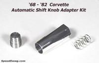 C3 Corvette Automatic Shifter Adapter Kit