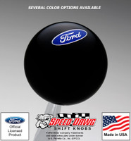 Ford Oval Emblem Shift Knob