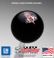 Oldsmobile 442 Emblem Shift Knob