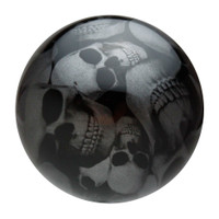 Black Multi Skull Shift Knob