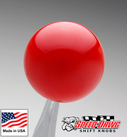 Red Shift Knob