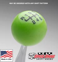 Gotta Have It Green / Black Pro Series Shift Knob