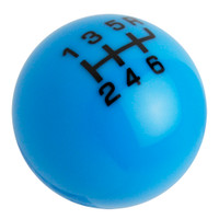 Grabber Blue / Black Pro Series Shift Knob