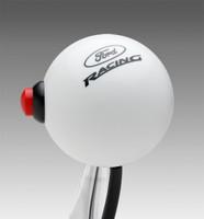 White knob with Black graphics