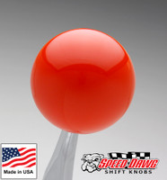 Orange Shift Knob