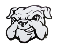 Speed Dawg Image Vinyl Decal