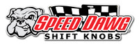 Speed Dawg Shift Knobs Logo Metal Sign