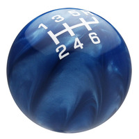 Blue Pearl / White Pro Series Shift Knob