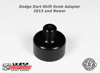 Dodge Dart Shift Knob Adapter 2013 and Newer
