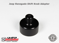 Jeep Renegade Manual Shift Knob Adapter
