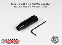 Jeep JK 2011-18 Shift Knob Adapter for Automatic Transmission