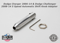 Dodge Charger 2006-14 & Challenger 2008-14 Automatic Shift Knob Adapter