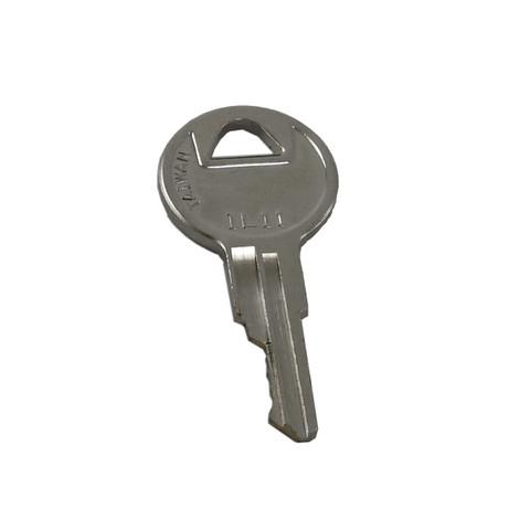 Key for L86 Rack Door, EMAP Door, L86 Wall Unit (T106)