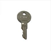 Key for L86 Rack Door, EMAP Door, L86 Wall Unit (T300)