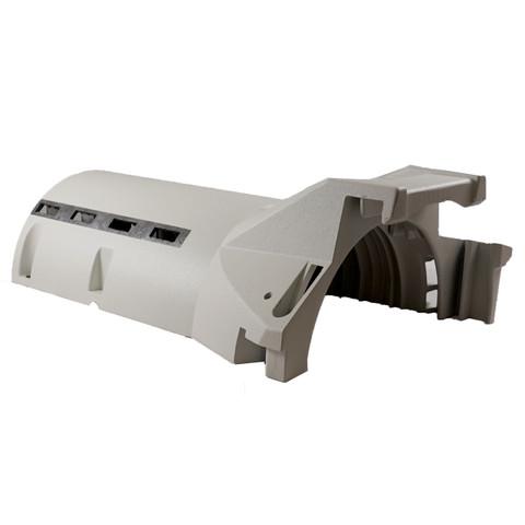 Source Four Ellipsoidal Right Lens Tube Casting in White