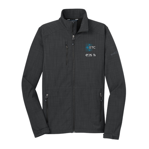 ETC Soft Shell Full Zip Jacket