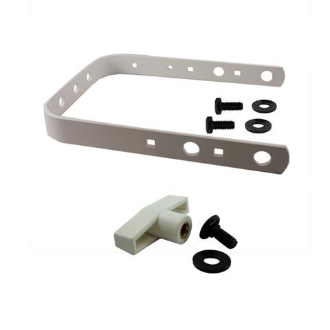 Source Four Yoke Replacement Kit, White