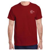 ETC T-shirt (Adult) - Garnet