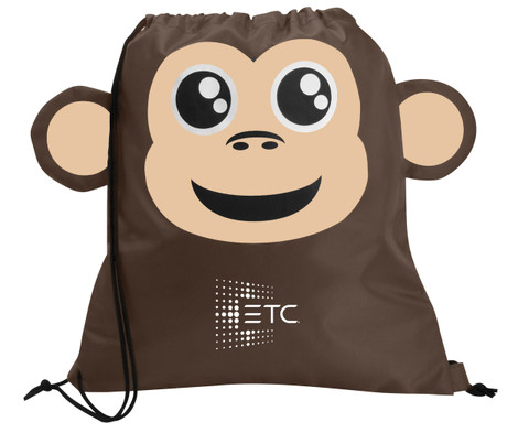 ETC Monkey Cinch backpack