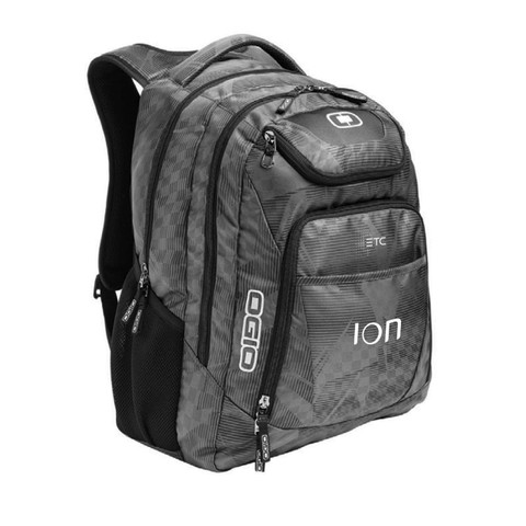 ETC Backpack - Ion front