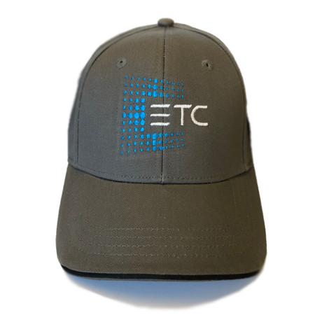 ETC Baseball hat - Charcoal
