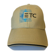 ETC Baseball hat - Khaki
