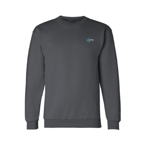 ETC Champion sweatshirt - Charcoal