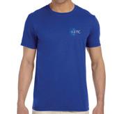 ETC T-shirt - Mens Cobalt