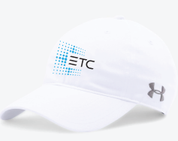 ETC UA Chino hat - White